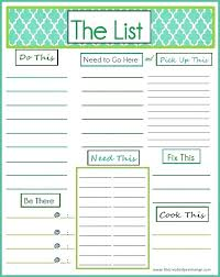 Daily To Do List Template Fresh Checklist Awesome Templates