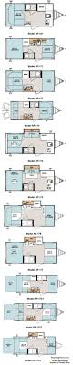 2011 forest river r pod travel trailer floorplans 11 models 2011 forest river r pod travel trailer floorplans 11 models