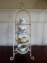 Cup And Saucer Display Stand Wire Tea Cup And Saucer Display Pictures to Pin on Pinterest 100
