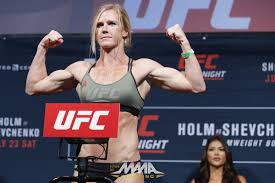 Holly Holm vs Valentina Shevchenko full ...