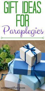 20 gift ideas for paraplegics