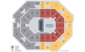 Uno Lakefront Arena New Orleans Tickets Schedule