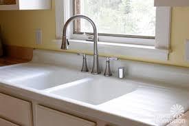 porcelain kitchen sink lovely exquisite interior home design ideas