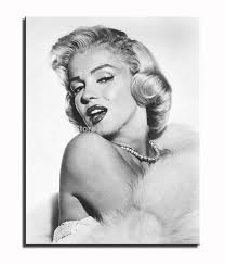 wall pictures for living room 1piece y marilyn monroe oil painting on canvas wall art prints