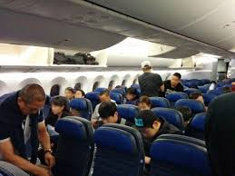 United Economy Plus Seating Chart United Airlines Fleet Boeing 787 9 Dreamliner Details And