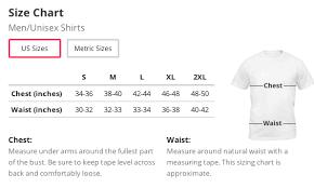 American Sweatshirt Size Chart American Apparel Fine Jersey T Shirts Size Chart Coolmine