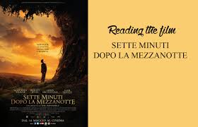 READING THE FILM || Sette minuti dopo la mezzanotte