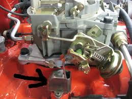 Carburetor Choke Types Description Of Integral Electrical