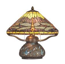 patriot lighting reg dragonfly 16 h antique bronze tiffany style table lamp more information