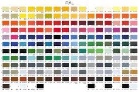 16 Elegant Home Colour Chart
