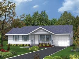 image of ranch style house plans with basement and wrap around porch garden