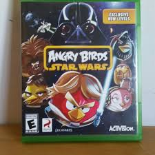 Angry Birds Star Wars for Xbox One. Played only a... - Depop