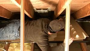 attic insulation upgrade preparing