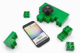 Nix Quality Control Color Sensor