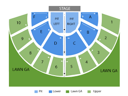 Greek Theatre Berkeley Seating Chart And Tickets