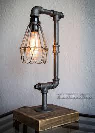 diy pipe lighting. Pipe Lamp Diy Lighting I