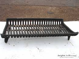 cast iron fireplace grate within grates designs 17