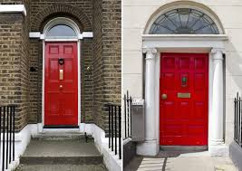 painting a front doorThe Tradition of Painting a Front Door Red  What Does it Mean