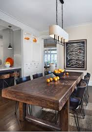 Fantastic Modern Rustic Dining Room Sets With Modern Reclaimed Modern Rustic Dining Furniture