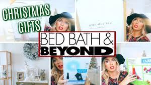 27) through black friday (nov. Christmas Gift Haul Bed Bath Beyond Black Friday Deals Youtube