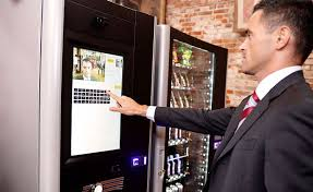 Motion Industries Vending Machines Unique The Vending Machine Of The Future Is Here And It Knows Who You Are