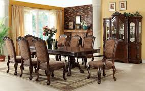 incredible von furniture cromwell formal dining room set elegant dining room chairs ideas