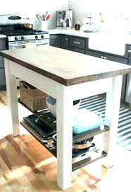 rustic portable kitchen island. Rustic Portable Kitchen Island Plans White X Small Rolling Projects With Diy. Diy