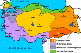 turkey climate map. Brilliant Map To Turkey Climate Map R