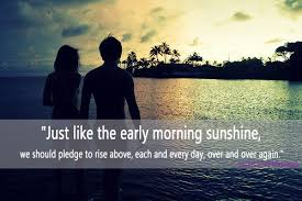 Early Morning Quotes Interesting Love Morning Quote Wallpaper Hd