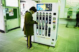 Green Vending Machines Interesting Convenience At It's Best The Vending Machines In Japan Flavors