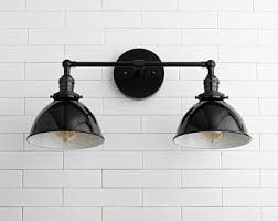 black bathroom lighting fixtures. Wall Lights - Bathroom Lighting Vanity Light Industrial Black  Farmhouse Black Bathroom Lighting Fixtures