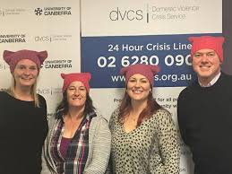 Calling Canberra s knitting community the Pussy Hats are here.