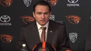 WATCH: Jonathan Smith Formally Introduced As Oregon State Football Head  Coach - Building The Dam