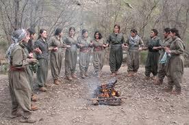 Resultado de imagen de kurdos mujeres lucha