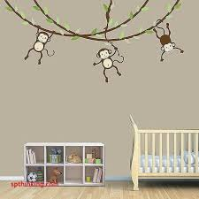 baby room decals baby room decals luxury nursery wall decals for boys two jungle monkey wall