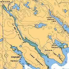 St Marys River Marine Chart Ca4234_3 Nautical Charts App