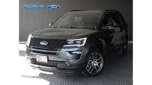 New 2018 Ford Explorer Sport Sport Utility in Carlsbad #95558 ...