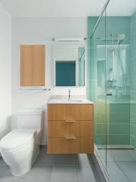 Modern Compact Bathroom Design