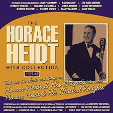 Amazon Cd Sales Chart Buy The Horace Heidt Hits Collection 1937 45 Online At Low