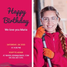 Free Birthday Posters Create Free Birthday Posters In Minutes Postermywall