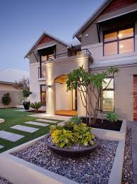 Small Picture Front Yard Landscaping Ideas Design Photos Houzz