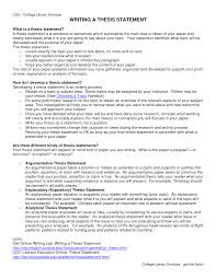 Thesis Statement Tutorial  Write a Thesis Statement in   Easy Steps Pinterest