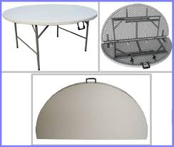 amazing home impressing circular folding table in commercial grade round tables from circular folding table