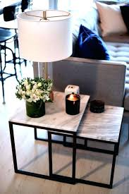 slim side table top room and board slim side table side tables design room and board