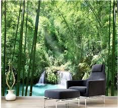 Us 153 49 Offtv Hintergrund Schlafzimmer Fotowand Papier 3d Malerei Bambus Wald Individuelle Fototapeten In Tv Hintergrund Schlafzimmer Fotowand