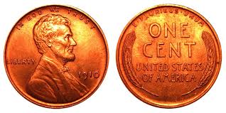 Penny Chart 1910 Lincoln Wheat Penny Coin Value Prices Photos Info