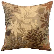 chenille throw pillows. Simple Pillows Shop Bristol Chenille Jacquard 18inch X Floral Throw Pillows Set  Of 2  Free Shipping On Orders Over 45 Overstockcom 7710120 Throughout C
