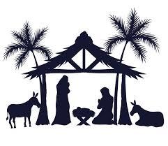 Free Vector | Nativity scene concept in hand drawn