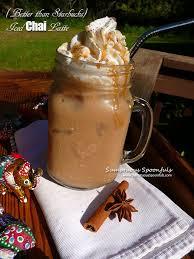 better than starbucks iced chai latte ings