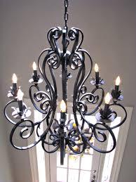 office chandelier lighting. Chandelier Light For Office Chandeliers Large Wrought Iron In Foyer Lighting I